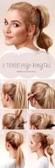 How To Make Hairstyles For Girls by 14 Cute And Easy Ways To Create Awesome Hairstyle For Less Than 2