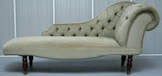Tufted Chaise Lounge Chaise Green Tufted Chaise Lounge Velvet Longue Amazing Green