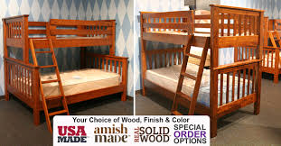 Amish Bedroom Furniture Mission Style Ohio Amish Furniture Makers Dining Room Used Bedroom Holmes County