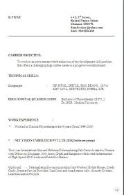 Free Resume Samples Templates Free Online Resume Templates Online Resume Formats Sample Resume