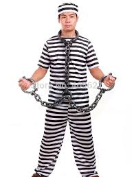 Prisoner Halloween Costumes Dress Euro Picture Detailed Picture Male Female