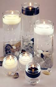 candle centerpiece candle centerpiece cylinders 3 sizes