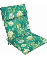 great deals on mainstays outdoor patio dining chair cushion multi