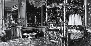 chambre napoleon 3 plans du château