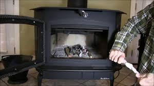 buck stove model 91 catalytic review youtube
