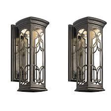 White Exterior Light Fixtures Wall Lights Design Linear Fluorescent Wall Light Fixtures In