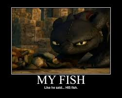 toothless fish 6seacat9 cute toothless