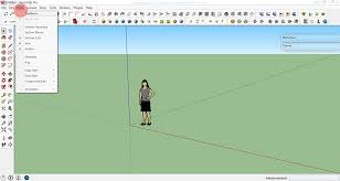 How To Make Blueprints For A House by How To Create Your First 3d Model In Sketchup A Beginner Friendly