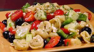 cheese tortellini pasta salad recipes food for health recipes