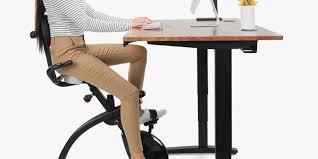 Office Desk Exercise E3 Desk Exercise Bike Shop Uplift Desk