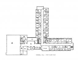 Centennial Hall Floor Plan Cromwell Hall U2013 Residential Education And Housing