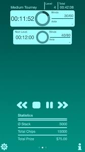 Blinds Timer The Best Iphone Apps For Poker Apppicker