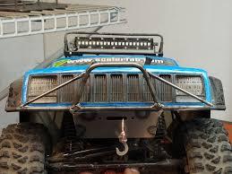 prerunner bronco bumper prerunner series scx10 scx10 traxxas trx4 ii xj front bumper