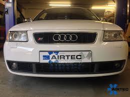 8l audi s3 auto specialists airtec intercooler upgrade for audi s3 1 8t 8l