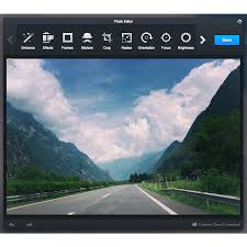 Landscape Photo Editor by Photo And Image Editor Tool For Magento Using Adobe Creative Sdk