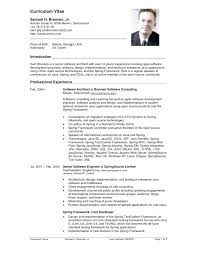 Architectural Resume For Internship Architecture Intern Resume Sample Effective And Simple Architect