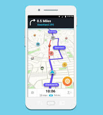 waze for android waze 4 0 for android released with redesigned menu minimized