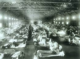 the 1918 flu pandemic and world war i part 1 where did it begin