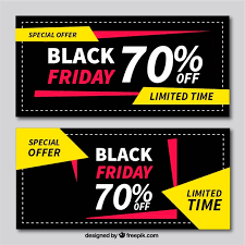black friday banner top 20 free sale banners