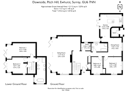 4 bed property for sale in pitch hill ewhurst cranleigh gu6