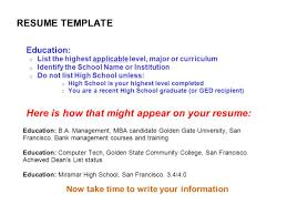 Mba Candidate Resume Calvary Chapel South Bay Ppt Download