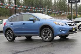 subaru xv blue subaru xv crosstrek 2 0i limited in california for sale used