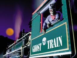 spooktacular trains catch a halloween train ride