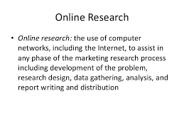 marketing research ppt