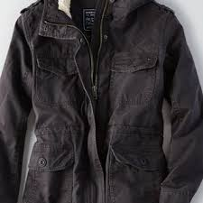 American Eagle Parka Aeo Women U0027s Cotton City Parka From American Eagle Outfitters