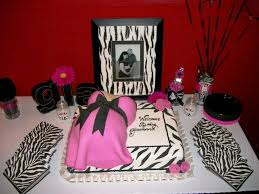 zebra baby shower zebra and pink baby shower decorations 6257