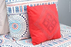Blue And Coral Bedding Blue And Coral Kids Bedroom How To Nest For Less