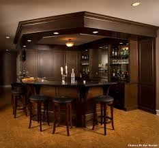 idee deco bar maison 100 idee deco bar maison table haute en bois wenge et