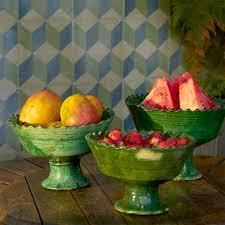 Fruit Bowls by Tamgroute Fruit Bowls Maison Numen