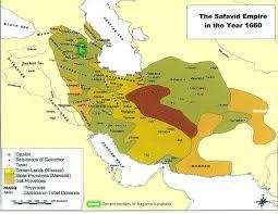 Mongolian Empire Map Karabakh Org Karabakh In Maps Karabakh Under Turkic Domination
