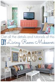 enchanting diy room makeover 104 diy living room decorating ideas