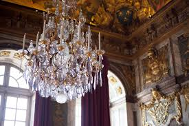 versailles chandelier the palace of versailles