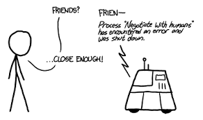 Bobby Tables Xkcd Robot Apocalypse