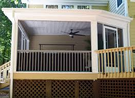 new screen porch for cornelius nc resident lake norman