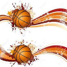free basketball clipart borders clipartxtras