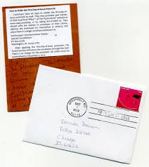What Side Do Stamps Go On by Letter Writers Alliance Postmarks U0026 Cancellations