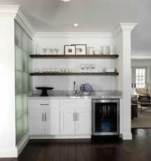 Small Basement Kitchen Ideas Basement Kitchenette Replace Mini Fridge With Under Counter