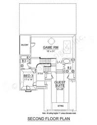 elevation and floor plan of a house stone river narrow house plans texas floor plans