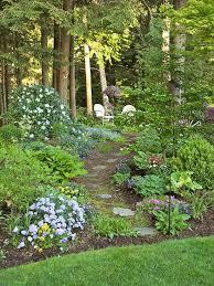 Slope Landscaping Ideas For Backyards 45 Best Anna U0027s Backyard Slope Images On Pinterest Gardens