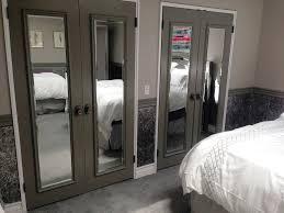 home design sliding mirror closet doors makeover wallpaper hall
