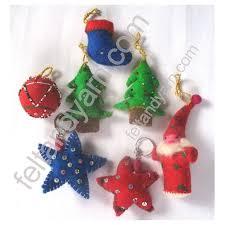 christmas accessories handmade felt accessories from nepal felt yarn