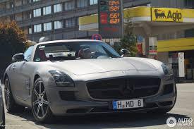 mercedes s69 amg mercedes sls amg roadster 2 june 2014 autogespot