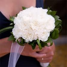 bridesmaids bouquets gorgeous white carnation bridesmaids bouquets global