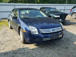 2007 ford fusion s auto auction ended on vin 3fahp06z77r125274 2007 ford fusion s in