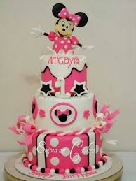 baby minnie mouse 1st birthday cake decorations best cake 2017