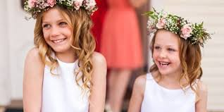 flower girl headbands 10 adorable ways to style your flower huffpost